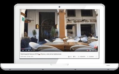 Video promocional de hotel