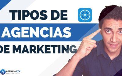 ¿Cuántos Tipos De Agencias De Marketing Digital Existen?