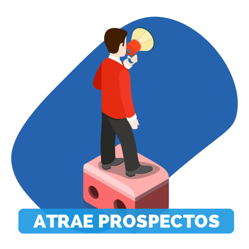 Atrae prospectos con el marketing digital