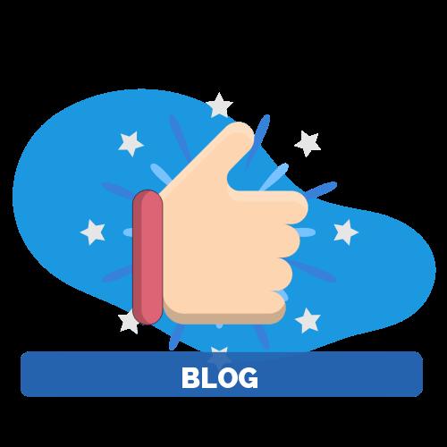 diseño web tipo blog