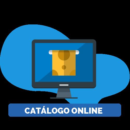 diseño web tipo catalogo