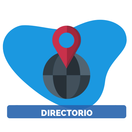 diseño web tipo directorio