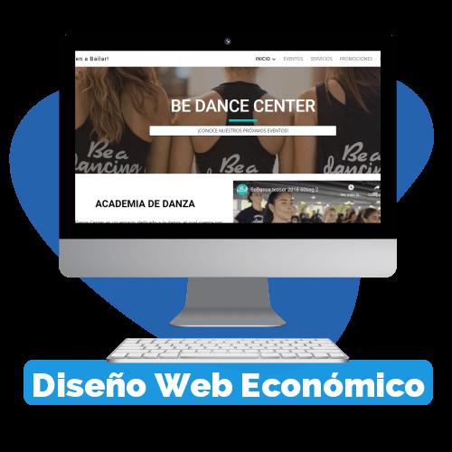 Diseño de paginas web economicas