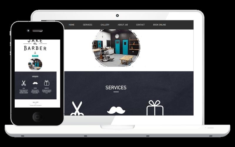 Diseño web utilizando wix