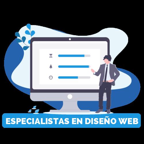 Especialistas en Diseño web
