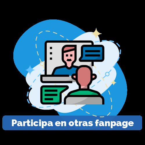 Participa En Las Fan Page De Otras Marcas