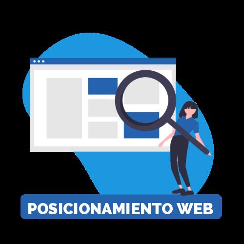 Posicionamiento web o SEO